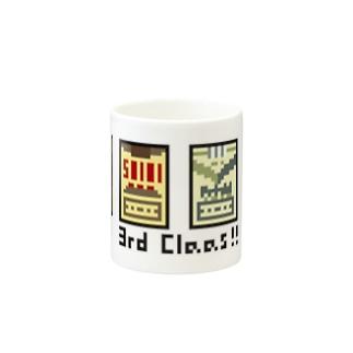 3rd Class!! Mugs