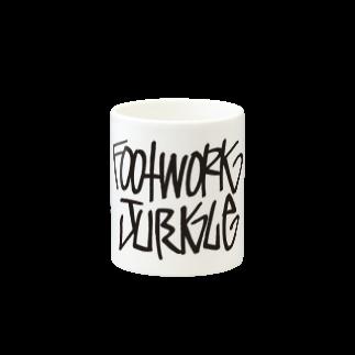 Footwork Jungle マグカップ