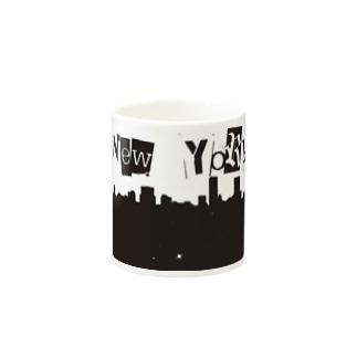 New York & 51 star Mugs