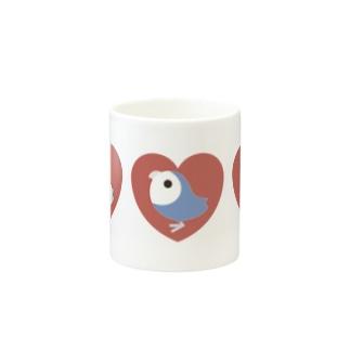 3 HEART KOZAKURA Mugs