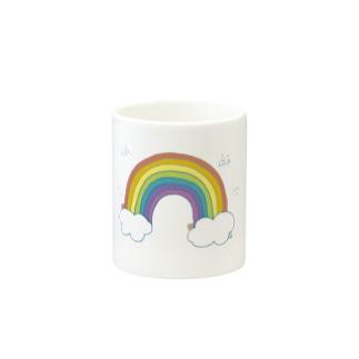 虹の空 Mugs