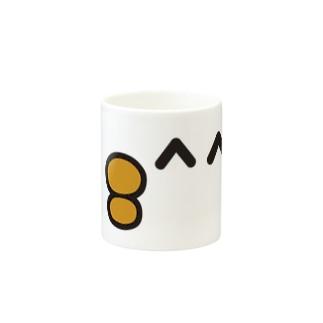 三文堂のひよこ マグカップ