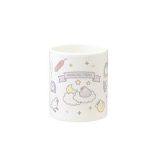 ゆめかわBUNCHO ITEMS Mugs