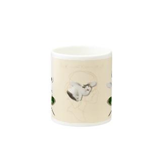 botanical-MOMO-03 Mugs