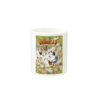 ナナクロLivingQuestマグカップ Mugs