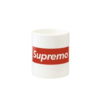 Supremo red Mugs