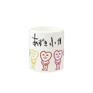 あずき小僧(戦隊)① Mugs