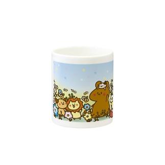 LINK花畑 マグカップ
