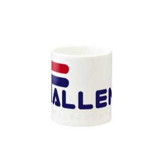 FALLEN マグカップ