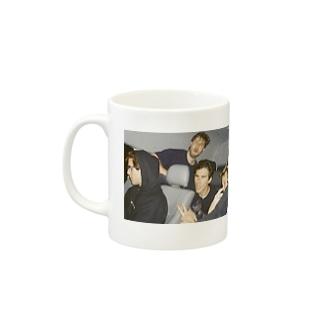 ナックルパックくん Mugs