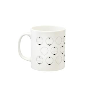 eye mug Mugs