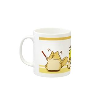 ももんがもん(柚子) Mugs
