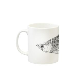 arowana Mugs