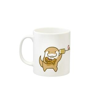 こつめってぃ Mugs