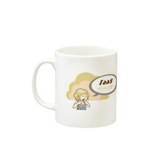 IaaS ちゃん Mugs