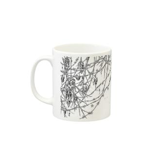 Circle-earthborn. Mugs