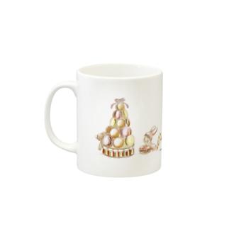 macaron Mugs