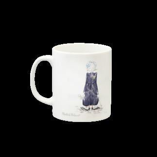 sherlockgakuenのSherlock Holmesマグカップ