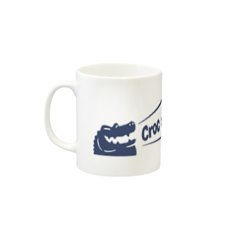 Croc a Smile! Mugs