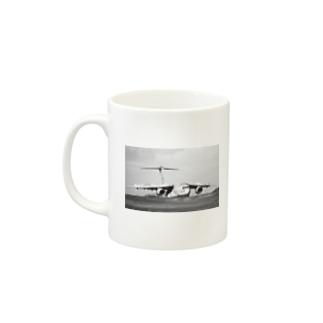 飛行機C-2輸送機 Mugs