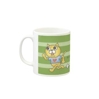 ランニングマン Mugs