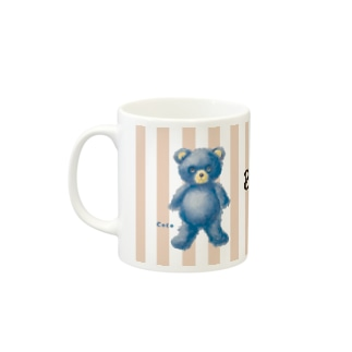 【Believe in yourself.】(青くま)  Mugs