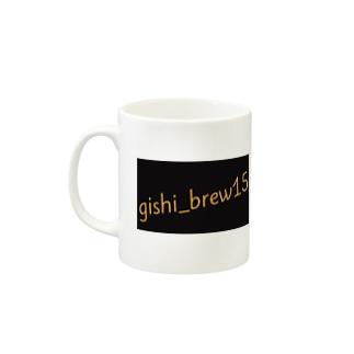 gishi_brew15 Mugs