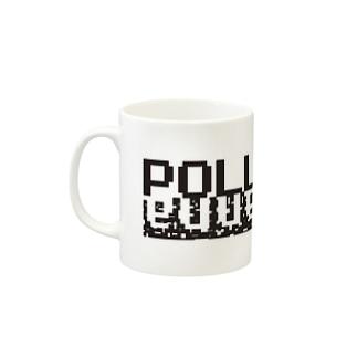 Retro Pollyanna Mugs