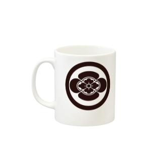 木瓜紋 Mugs