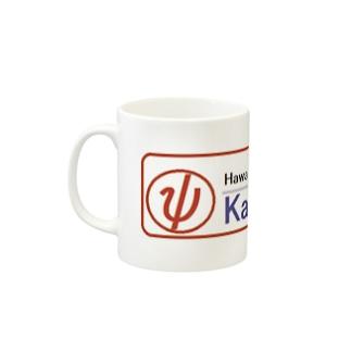 Kamehameha Hawaii waikiki グッズ Mugs