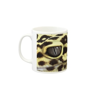 Gecko face Mugs
