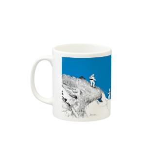 climbers Mugs