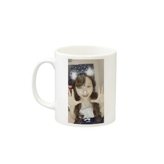 デコ入賞記念グッズ💖 Mugs