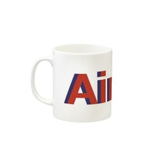 エアライン Mugs