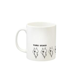 ゆるうさぎ ふっふー Mugs