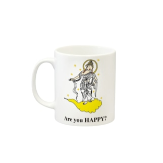 Are you HAPPY? Mugs