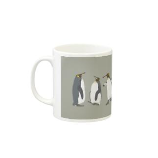 キングペンギン Mugs
