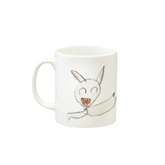 HAPPY RABBIT Mugs