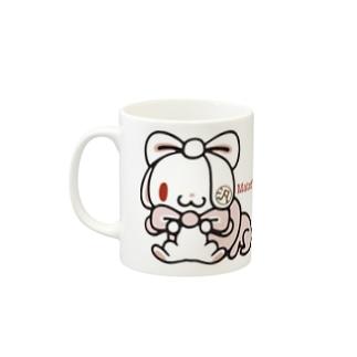【各20点限定】汎用うさぎ(B) Mugs