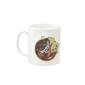 アリス 赤 Mugs