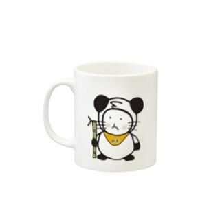 Neko PAN Mugs
