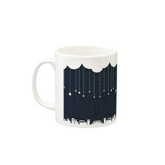 ミッドナイト Mugs