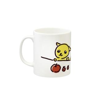 フルーツチワワ Mugs