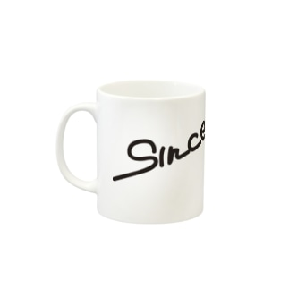 RETRO (black) Mugs