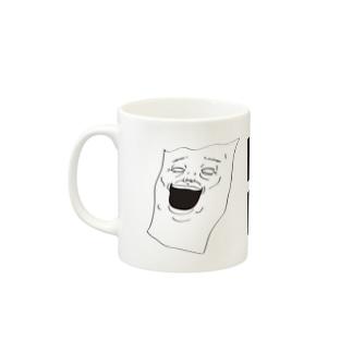 PAPER DAVID mug Mugs
