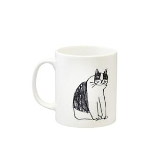 ねこ(親) Mugs