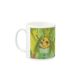 これから妖精王のお仕事です Mugs