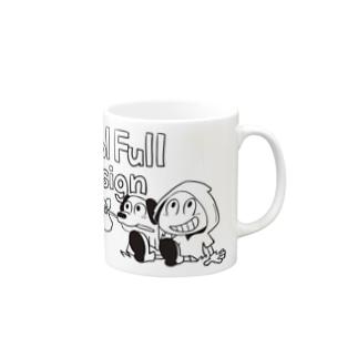 fool&dog Mugs