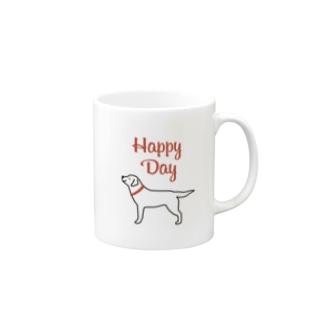 Happy  day! Mugs