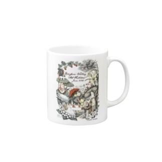 キリフリ谷の藝術際2018 Mugs